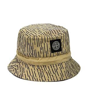 Stone Island Printed Packable Bucket Hat