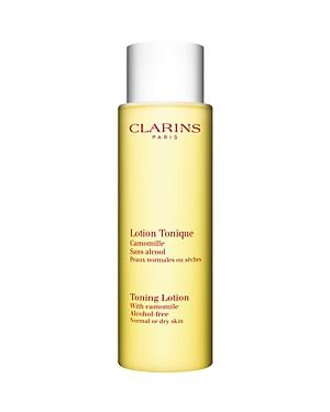 Clarins Toning Lotion For Dry Or Normal Skin 6.8 Oz.