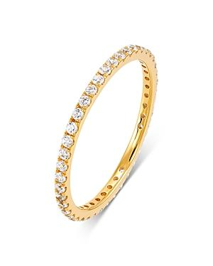 Bloomingdale's Diamond Stacking Eternity Band In 14k Yellow Gold, 0.30 Ct. T.w. - 100% Exclusive