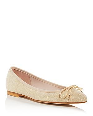 Paul Mayer Women's Lanai Glitter Ballet Flats