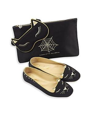 Charlotte Olympia Cat Nap Sleep Set