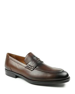 Bruno Magli Men's Bernardo Slip On Penny Loafers