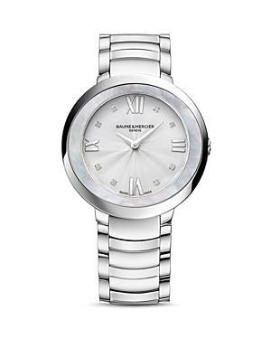 Baume & Mercier Promesse Watch, 34mm