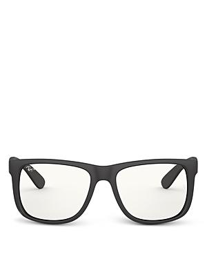 Ray-ban Unisex Everglasses Square Clear Glasses, 53.9mm