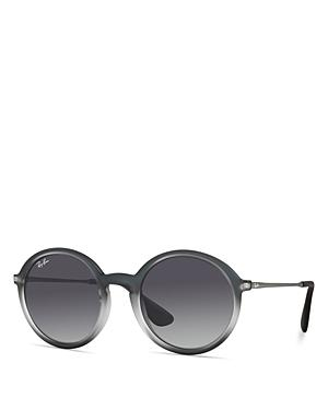 Ray-ban Oversized Flash Sunglasses, 50mm