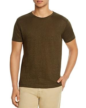 7 For All Mankind Linen Jersey Tee