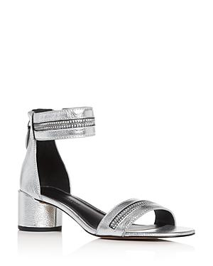 Rebecca Minkoff Women's Ortenne Block-heel Sandals