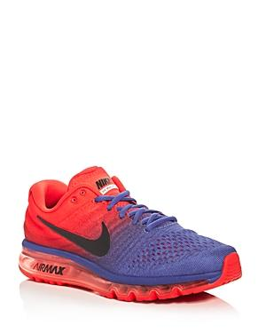 Nike Men's Air Max 2017 Lace Up Sneakers