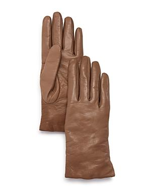 Bloomingdale's Leather Gloves - 100% Exclusive