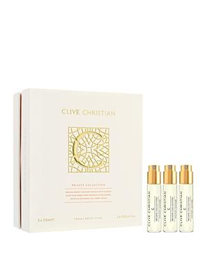 Clive Christian Private Collection C Masculine Travel Refill Vial Set