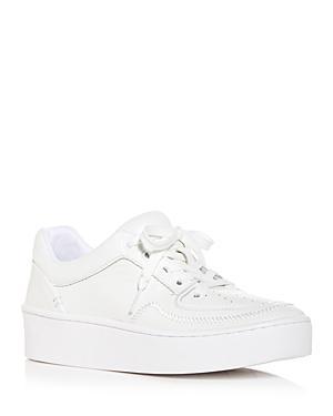 Schutz Women's Bailey Low Top Platform Sneakers