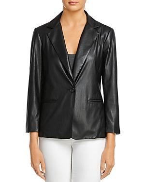 Bailey 44 Adelaide Faux-leather Blazer