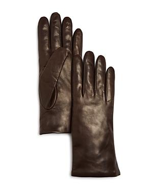 Bloomingdale's Leather Gloves