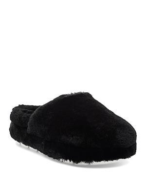 J/slides Women's Sleek Slip On Slippers