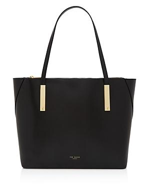 Ted Baker Grain Large Leather Shopper Tote