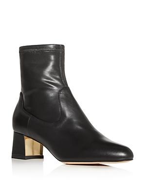 Marion Parke Women's Tatum Block-heel Booties