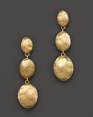 Marco Bicego 18k Yellow Gold Siviglia Drop Earrings