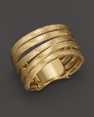 Marco Bicego 5 Strand Jaipur Gold Ring