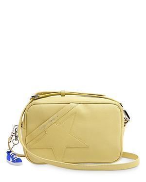 Golden Goose Deluxe Brand Leather Star Bag