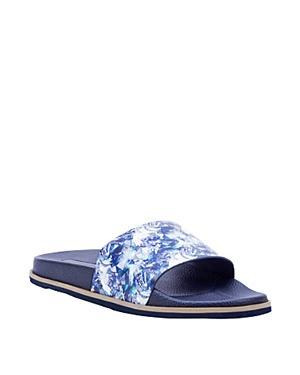 Robert Graham Men's Capetown Slide Sandals