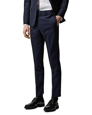 The Kooples Tonic Seams Wool Suit Trousers