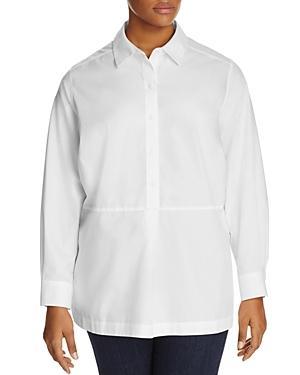 Foxcroft Plus Non-iron Tunic