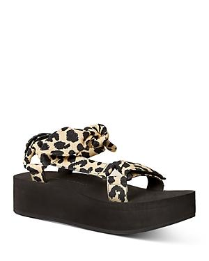 Loeffler Randall Women's Marlo Platform Sandals