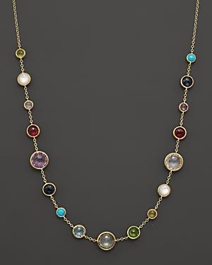 Ippolita 18k Gold Rock Candy Lollitini Short Necklace, 16