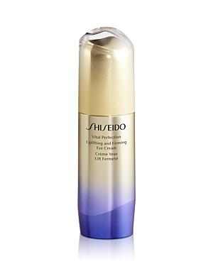 Shiseido Vital Perfection Uplifting & Firming Eye Cream 0.52 Oz.