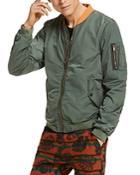 Scotch & Soda Army Bomber Jacket