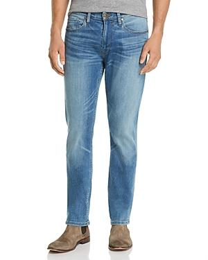 Paige Federal Straight Fit Jeans In Mullen