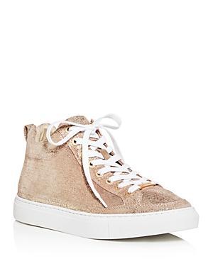 J/slides Women's Ludlow Mid-top Sneakers