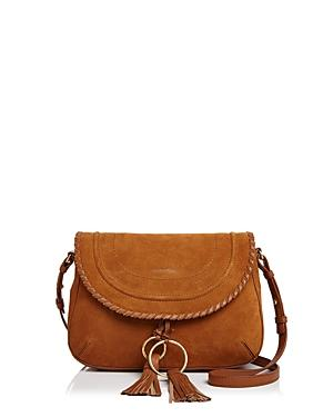 See By Chloe Polly Suede & Leather Crossbody