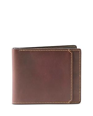 Boconi Bryant Leather Slimfold Wallet