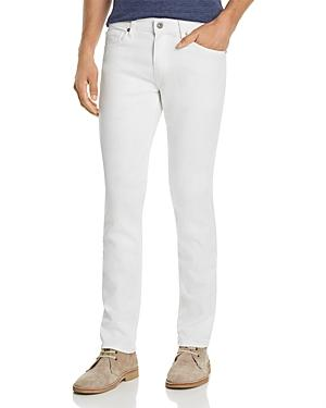 Paige Lennox Slim Fit Jeans In Icecap