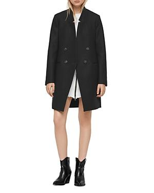Allsaints Adrea Double-breasted Coat