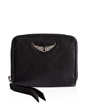 Zadig & Voltaire Mini Zv Zip Wallet