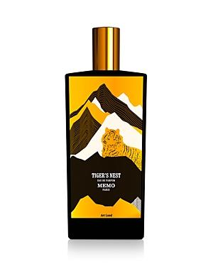 Memo Paris Tiger's Nest Eau De Parfum 2.5 Oz.