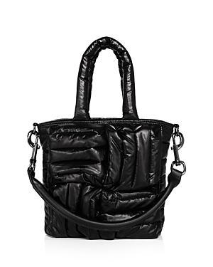 Think Royln The Lil' Shopper Small Quilted Crossbody