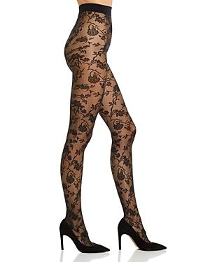 Wolford Marie Floral Tights
