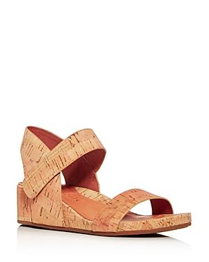Gentle Souls By Kenneth Cole Women's Gisele Slingback Wedge Sandals