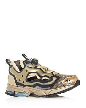 Reebok Men's Fury Millennium Dmx Low-top Sneakers