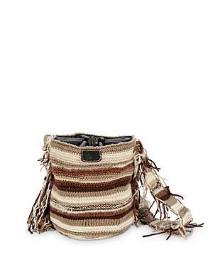 Chloe Jorge Medium Bucket Bag