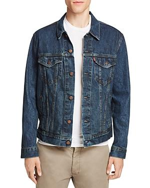 Levi's Sequoia King Denim Trucker Jacket