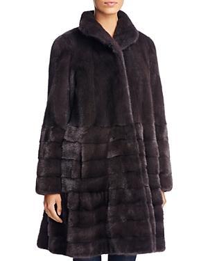Maximilian Furs Saga Mink Fur Coat