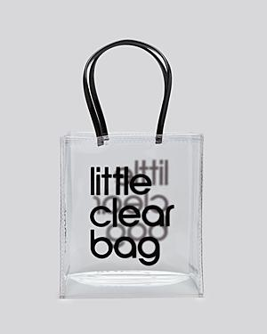 Bloomingdale's Little Clear Bag