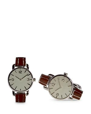 Babette Wasserman Retro Watch Cufflinks