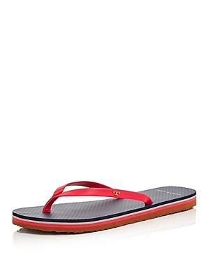 Tory Burch Women's Leather Flip-flops