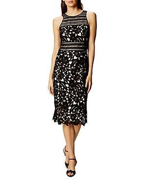 Karen Millen Lace Sheath Dress