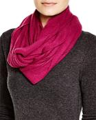 C By Bloomingdale's Open Knit Cashmere Scarf - 100% Exclusive